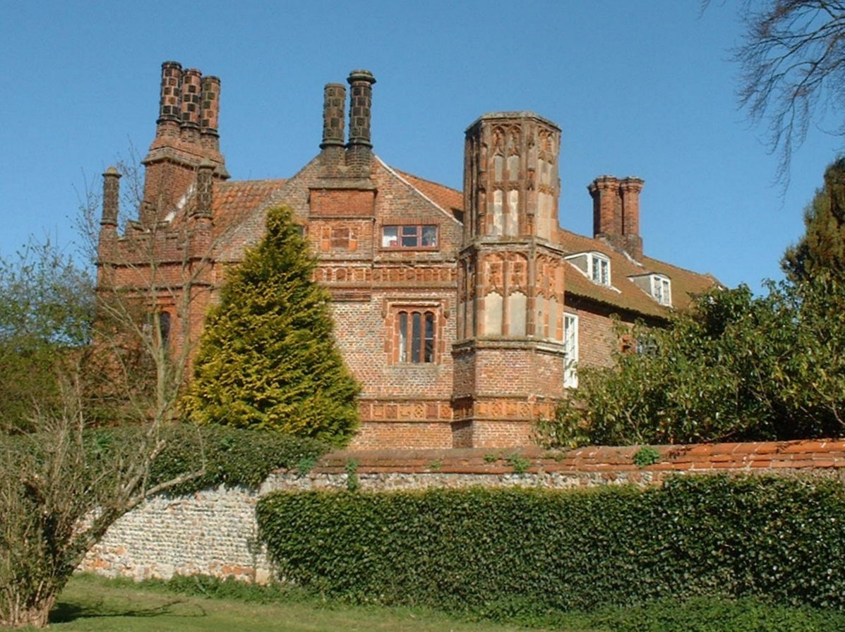 The Old Rectory Or Manor House Of Gt Snoring